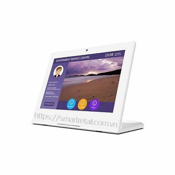 Màn hình cảm ứng LG10 để bàn 10.1 inch - SmartRetail