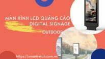 Màn hình LCD quảng cáo ngoài trời - SmartRetail