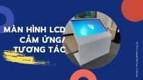 Màn hình LCD cảm ứng, tương tác - SmartRetail