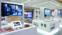 Màn hình LCD quảng cáo trong nhà thiết kế theo yêu cầu - SmartRetail