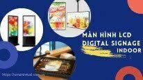 Màn hình LCD quảng cáo trong nhà - SmartRetail
