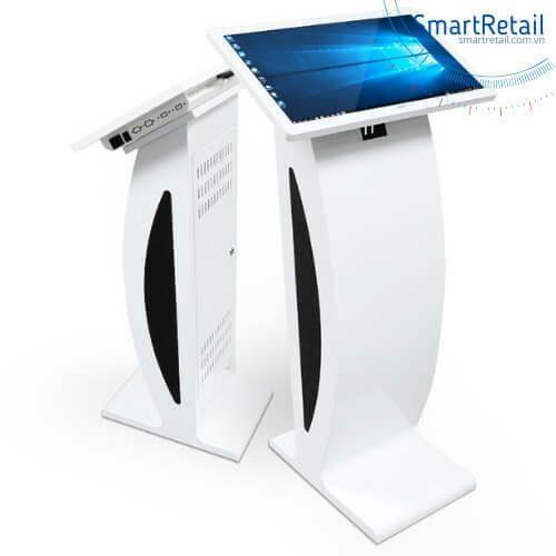 Màn hình LCD cảm ứng chân quỳ 22 inch | Màn hình chân quỳ 22 inch - SmartRetail