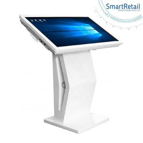 Màn hình quảng cáo chân quỳ | Màn hình cảm ứng chân quỳ chính hãng LG - SmartRetail